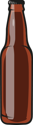 amstein beer vecto brun