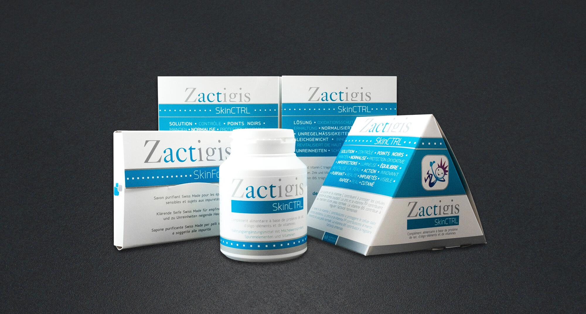 Zactigis SkinCTRL – Packshot